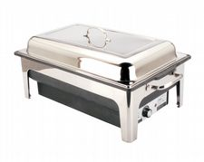 Electric Chafer 13.5 ltr Chafing Dish Set for safe, odour free Hot Food